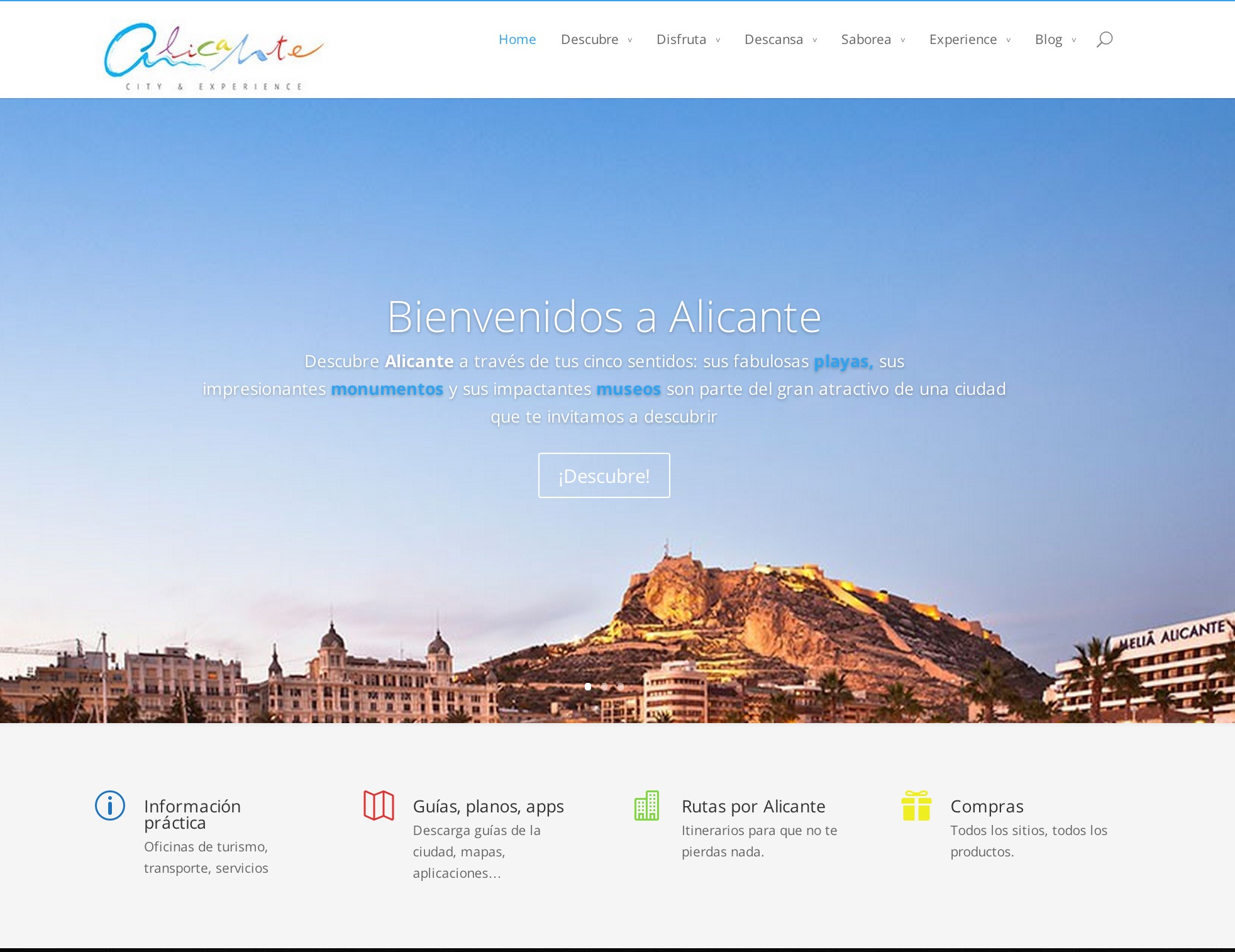 Alicante City & Experience